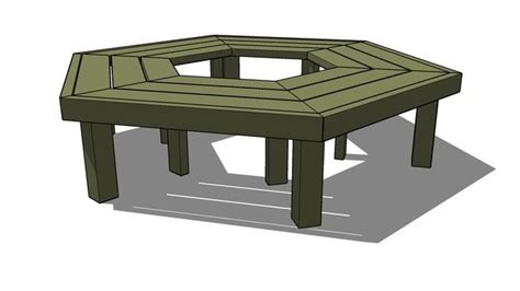 tree bench plans free 17 best images about tree bench plans on pinterest