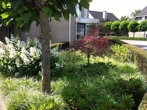 tuin van de baron a van spelde hoveniers aanleggen van een kleine voortuin