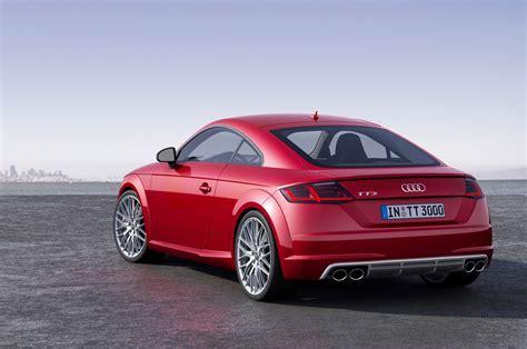 Audi Tt S by 2016 Audi Tt Tts Coupe Photos Revealed Before Geneva