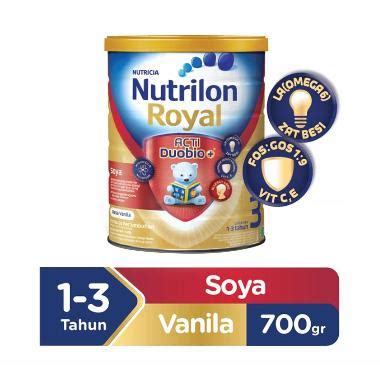 Nutrilon Royal 3 Di Hypermart jual produk nutrilon soya harga promo diskon blibli