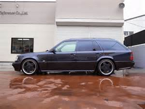 Mercedes E36 Mercedes S124 E36 T Amg Black On Black Benztuning