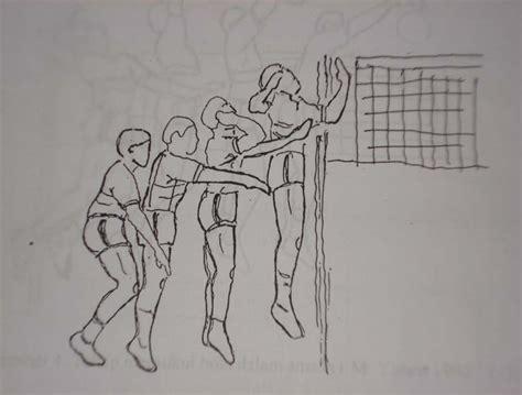 istilah setter dalam bola voli kumpulan makalahku smash dalam permainan bola voli
