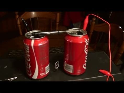 High Voltage Fun With Science Experiment In