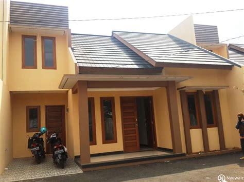 Rumah Minimalis Jakarta Timur kontrak sewa rumah baru minimalis kober condet jakarta