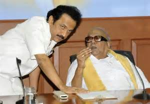 Curtains Chennai It Is My Daddy Says Stalin In Twist To Modi Vs Lady