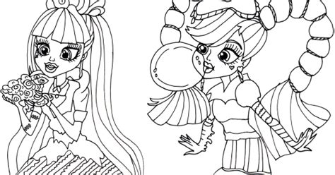 monster high sweet screams coloring pages free printable monster high coloring pages sweet screams