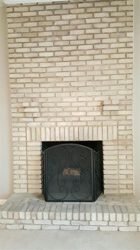 17 best images about brick fireplace redo on pinterest
