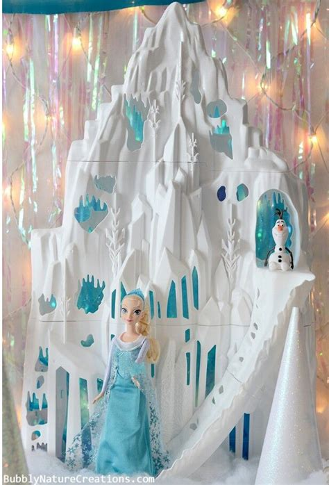 frozen birthday theme decorations frozen elsa s castle cakes disney princess