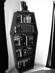 coffin bookcase things i want to make