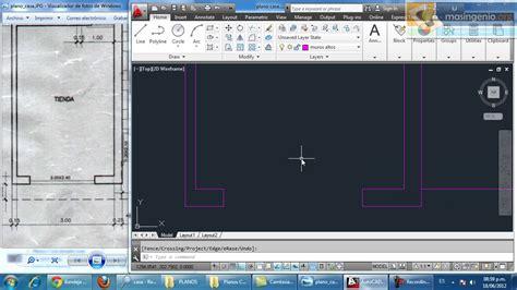 curso de autocad gratis parte 01 hacer plano de una casa autocad tutoriales tips y trucos curso de autocad