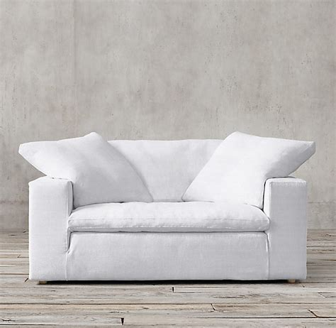 Sofa Cloud by Cloud Sofa Restoration Hardware Rooms