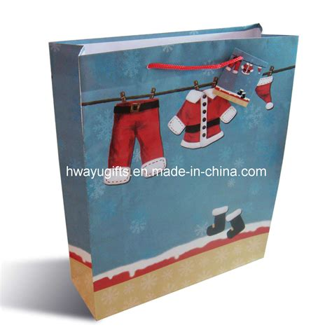 china christmas paper bag china paper bag gift bag