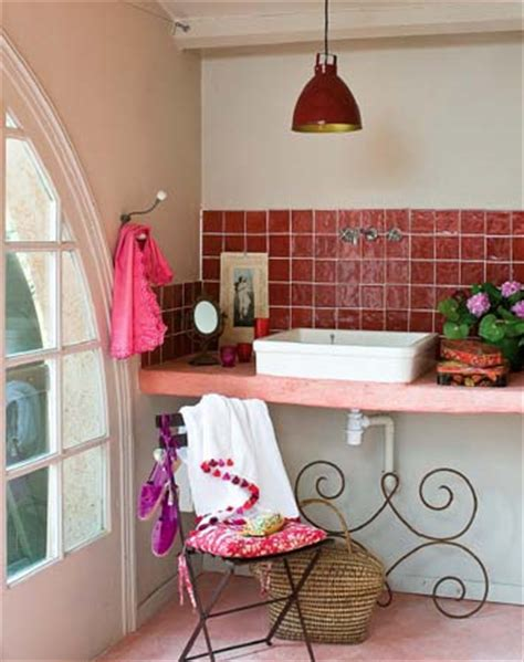 piastrelle bagno rosse bagno con piastrelle rosse foto e idee per bagni piccolo