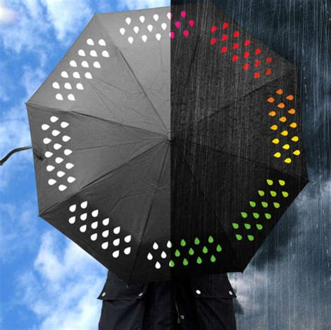 color changing colour changing umbrella iwoot