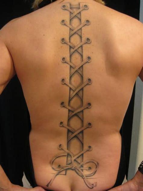 tattoo to back corset tattoos popular tattoo designs