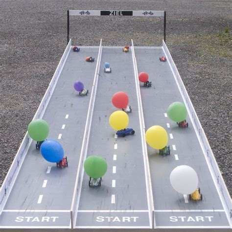 experimental design race balloon car race track summer c pinterest race