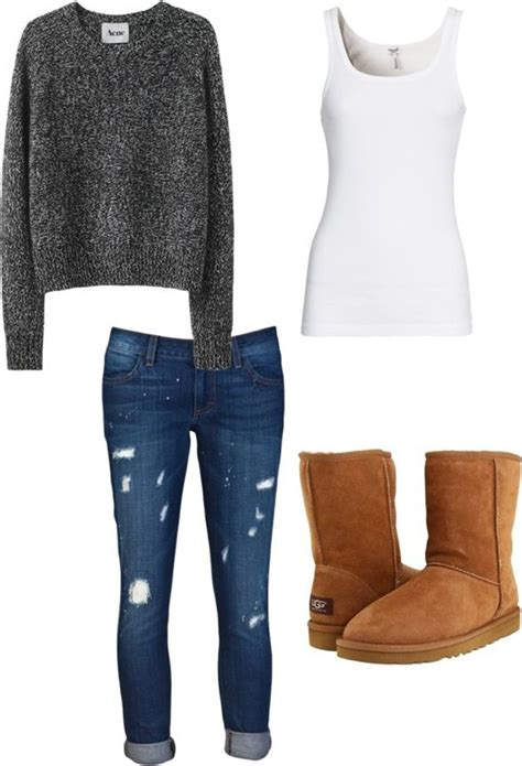 cute outfit themes cute fashionable winter outfit ideas for women