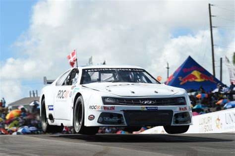 Lu Whelen roc drivers impressed by the nascar whelen series