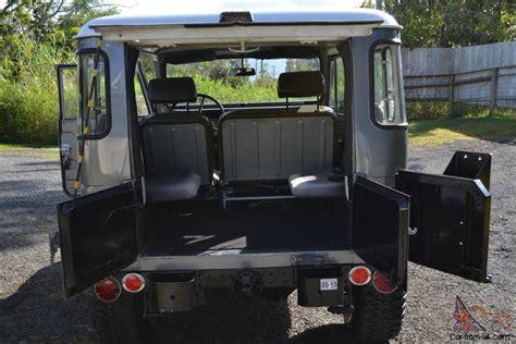 bj s custom auto upholstery toyota land cruiser fj40