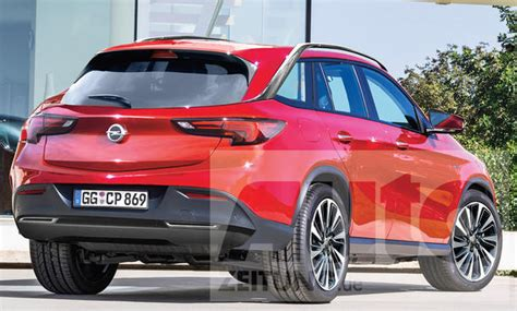 2019 Opel Adam X by Opel Neuheiten Bis 2020 Autozeitung De