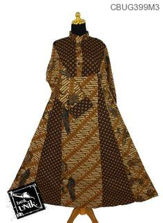 Gamis Dress Baju Muslimah Motif 04 pin by yovita aridita on batik ideas kebaya batik dress and batik fashion