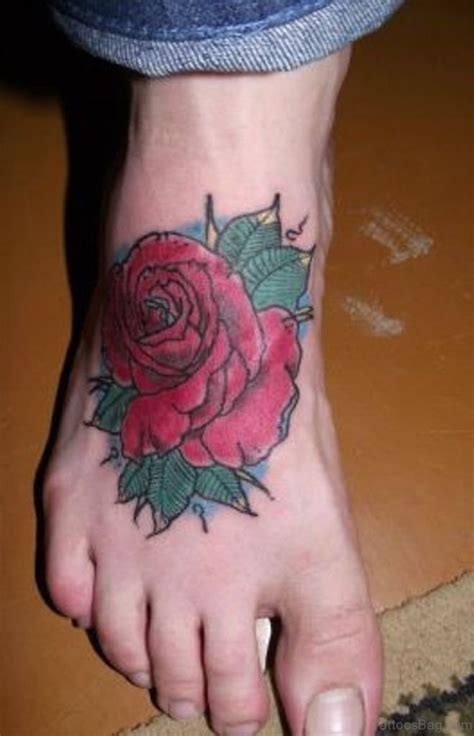 rose tattoos for ankles 50 fabulous tattoos on ankle