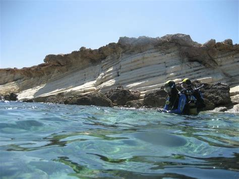 abyss dive center sea caves picture of abyss dive center paphos tripadvisor