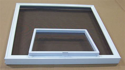 awning window screen june improved hinged screen