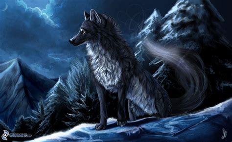 imagenes de anime wolves lobos animados imagenes imagui
