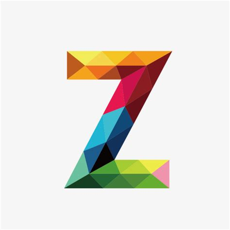 colorful letters colorful letters z colorful letter z png image and