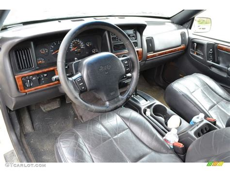 1996 Jeep Interior by Agate Interior 1996 Jeep Grand Limited 4x4 Photo 92564169 Gtcarlot