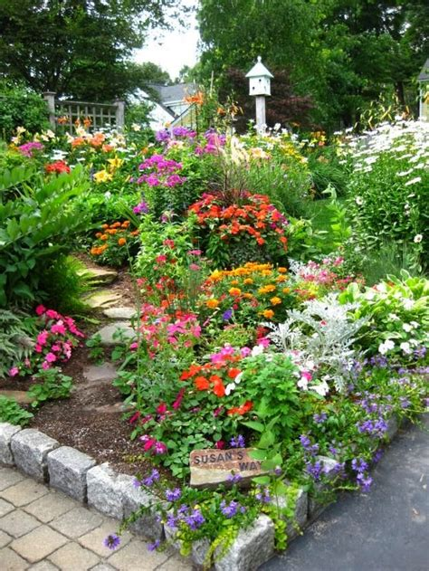 great backyard cottage ideas that you should not miss flowers gardens gardens and landscape