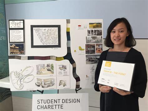 design contest student school of interior architecture design student wins