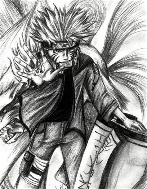 Pencil Kakashi Sai Anime drawings ultimate