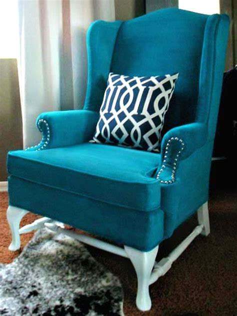 diy wingback chair upholstery chairs fabrics and love this on pinterest