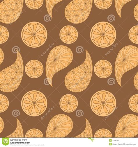 pattern based seamless pattern based on traditional asian royalty free