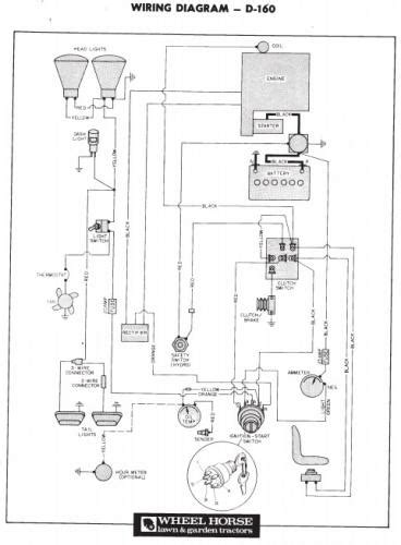 Tractor 1979 D-160 & D-200 Auto OM Wiring.pdf - 1978-1984