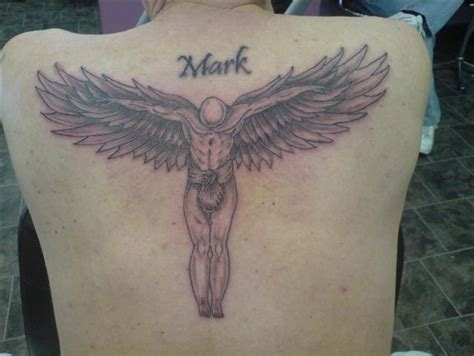 tattoo beckham angel 301 moved permanently