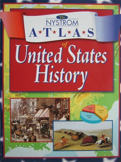 Nystrom Desk Atlas by Nystrom K 12 Quality Used Textbooks Textbooks Workbooks Answer Assessments