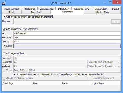 compress pdf just a little split combine encrypt compress jpdf tweak is a one