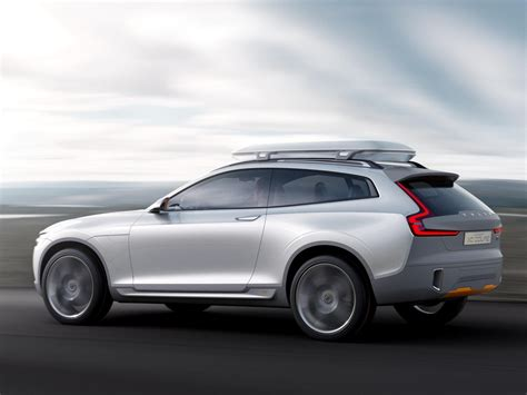 volvo xc coupe volvo xc coupe concept unveiled ahead of naias debut