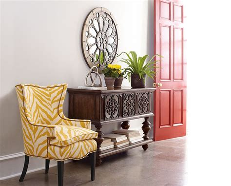 Entryway Table And Chair 17 Best Images About Foyer Ideas On