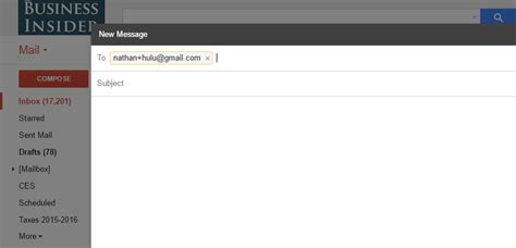Search My Email Address Gmail These 17 Hacks Will Change The Way You Use Gmail Page 2 Of 18 Business Insider