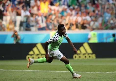 nigeria vs iceland live score and goal updates from world