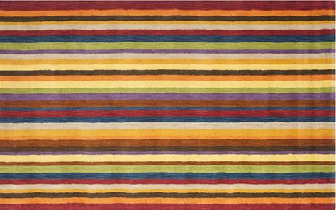 stripe rug our home stately kitsch