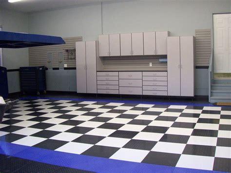 Interlocking Garage Floor Tiles   A Tale of Two Tiles