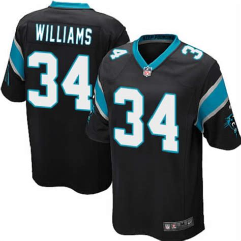 youth black deangelo williams 34 jersey new york p 403 deangelo williams carolina panthers nike youth elite