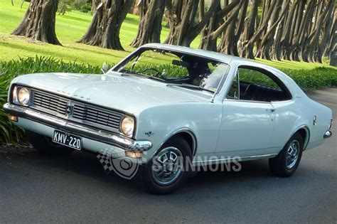 holden ht monaro 308 coupe auctions lot 14 shannons