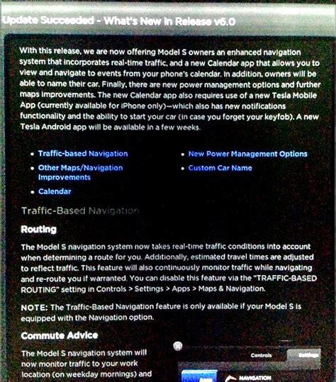 tesla remote start leaked tesla firmware 6 0 pictures reveals keyless driving