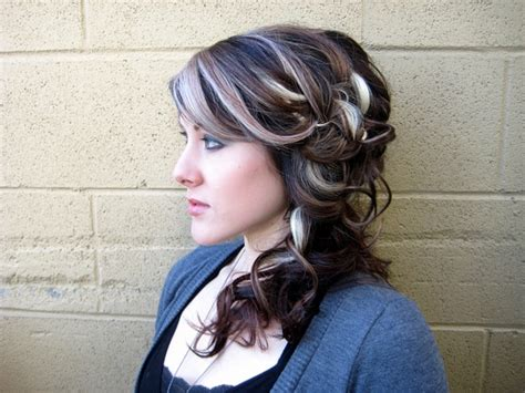 hairstyles with grey streaks top 10 hair color trends for women in 2015